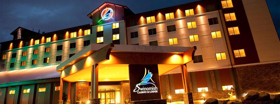 Win a Swinomish Casino & Lodge's Stay and Taste
