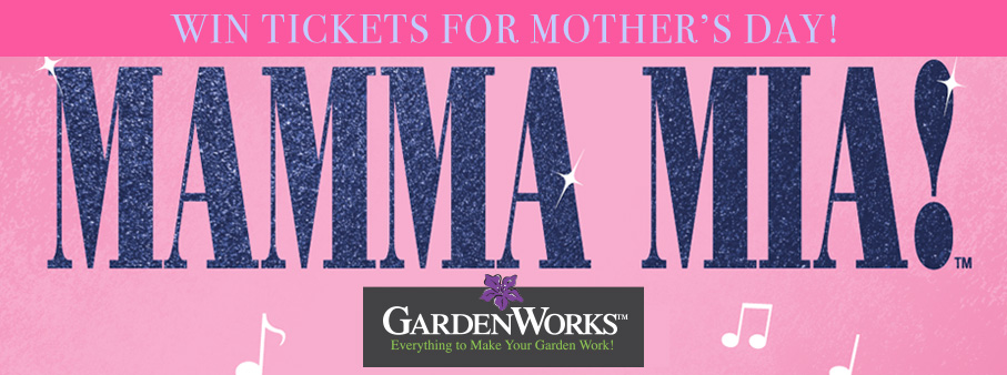 Win Tickets to Mamma Mia for Mother's Day!