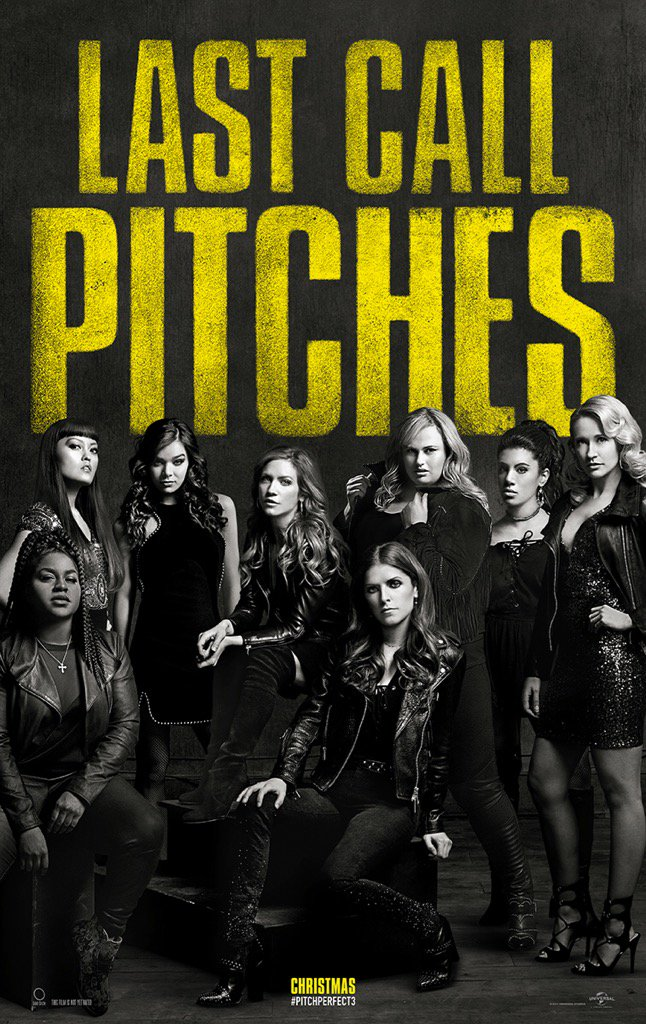 The Pitch Perfect 3 Trailer is Here!
