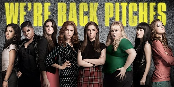 Who's Ready for Pitch Perfect 3!?