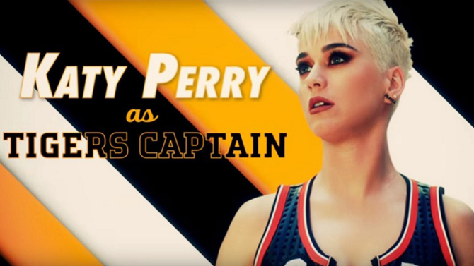 New Music Video Trailer from Katy Perry