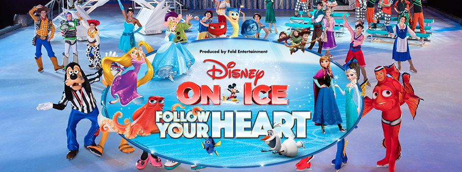 Disney On Ice – Follow Your Heart