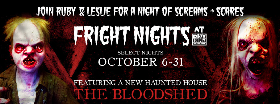Fright Nights with Ruby & Leslie