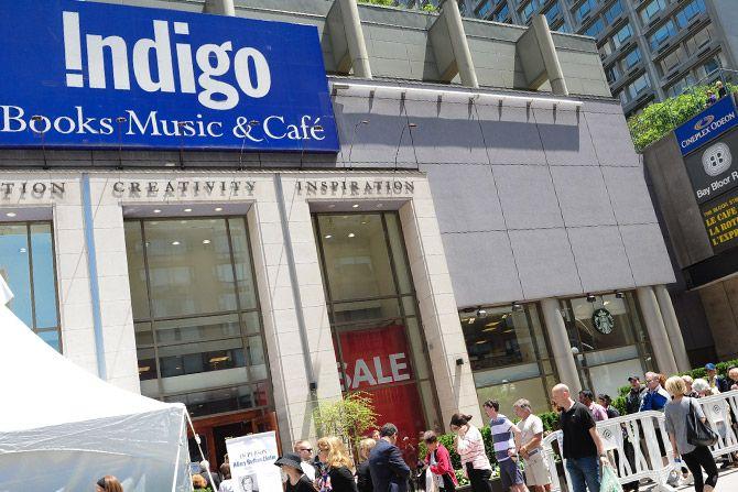 Bye Bye 'Forever 21', Hello 'Indigo'!