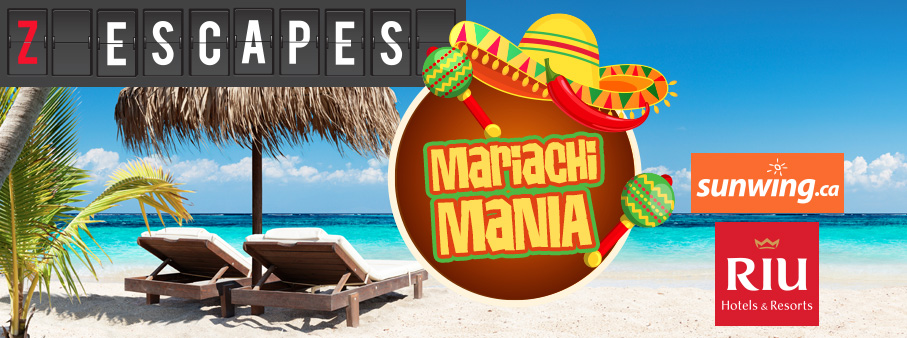 Z Escapes – Mariachi Mania