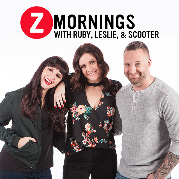 Get To Know Z Mornings With Ruby, Leslie, & Scooter