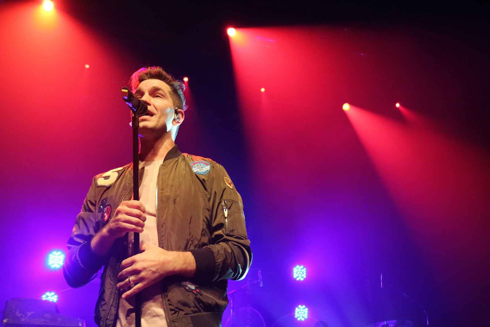 Concert Review: Andy Grammar at the Vogue Theatre