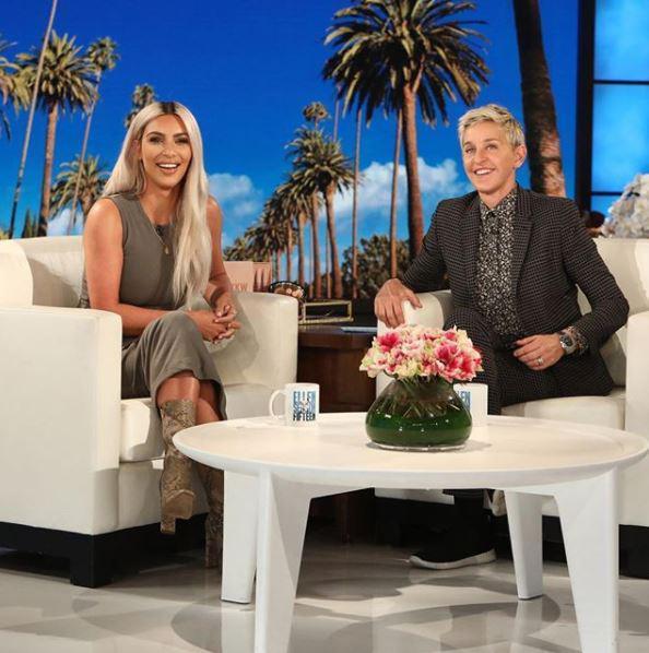 WATCH: Kim Kardashian Addresses Tristan Thompson Cheating Scandal On Ellen