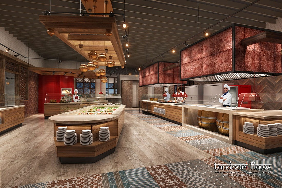 The Biggest Indian Style Restaurant and Buffet to Open in Delta