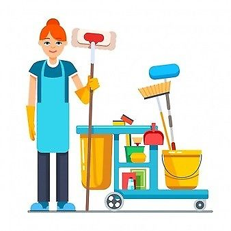 STUDY: Splurging on a cleaning service could save your marriage!