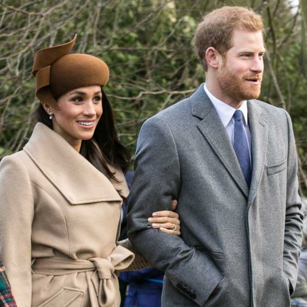 These people got invites to Harry and Meghan's wedding