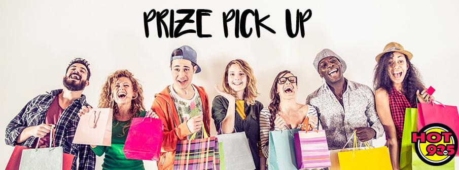 Prize Pick-up