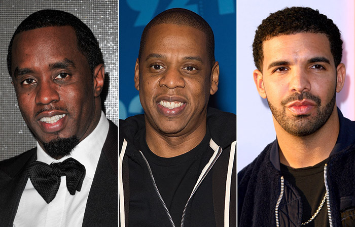 AND THE HIGHEST PAID HIP HOP ARTIST IS...