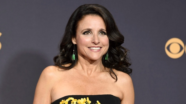 JULIA LOUIS-DREYFUS HAS BEEN DIAGNOSED WITH CANCER