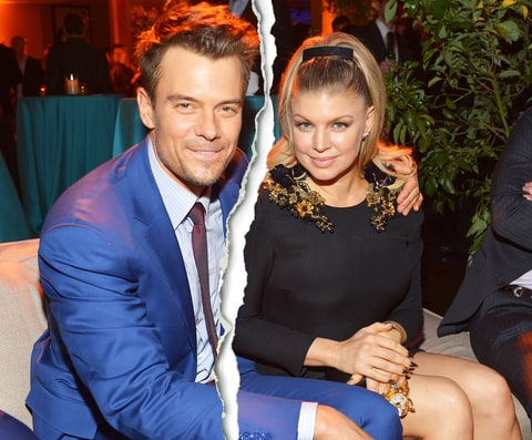 FERGIE AND JOSH DUHAMEL ARE DONE :(
