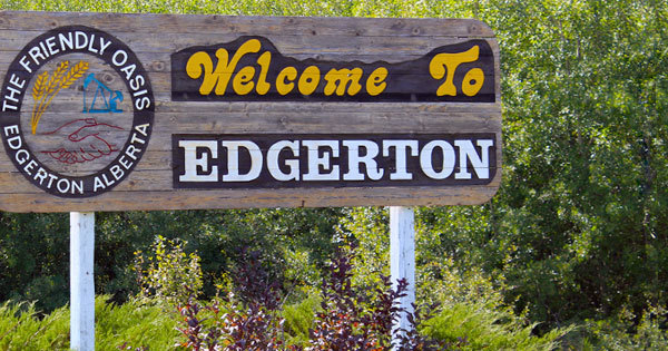 VILLAGE OF EDGERTON CELEBRATING ITS 100TH THIS YEAR
