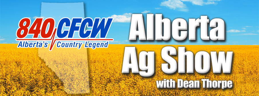 Alberta Ag Show With Dean Thorpe