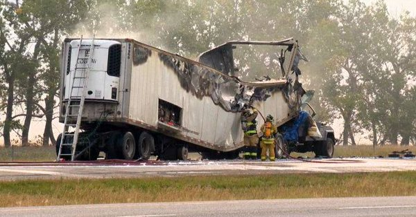 DEADLY CRASH NEAR STRATHMORE