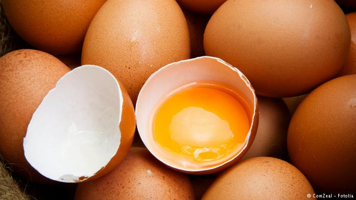 TAINTED EGGS