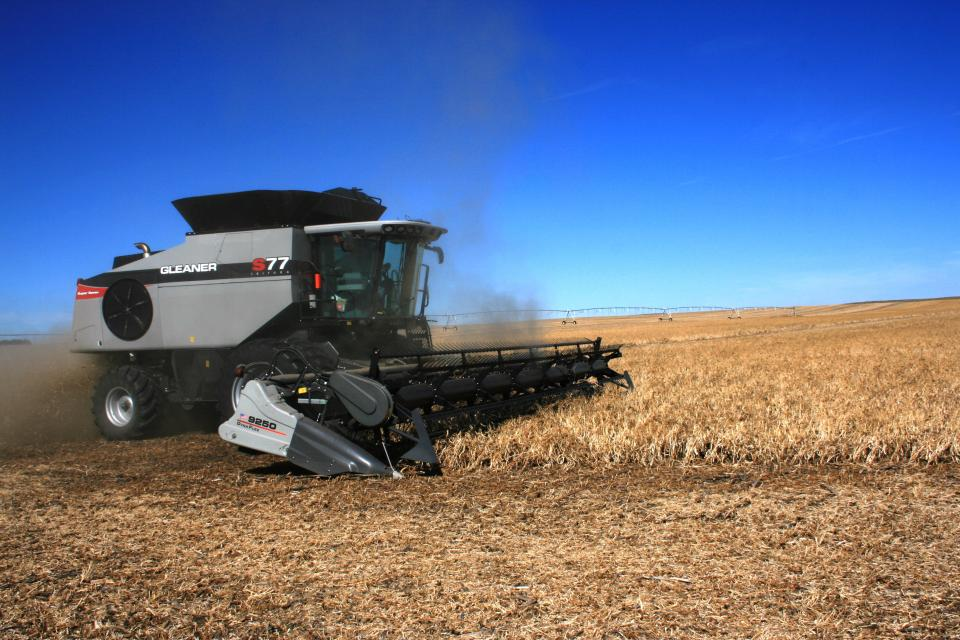 DRY HARVEST AND GRASSFIRES