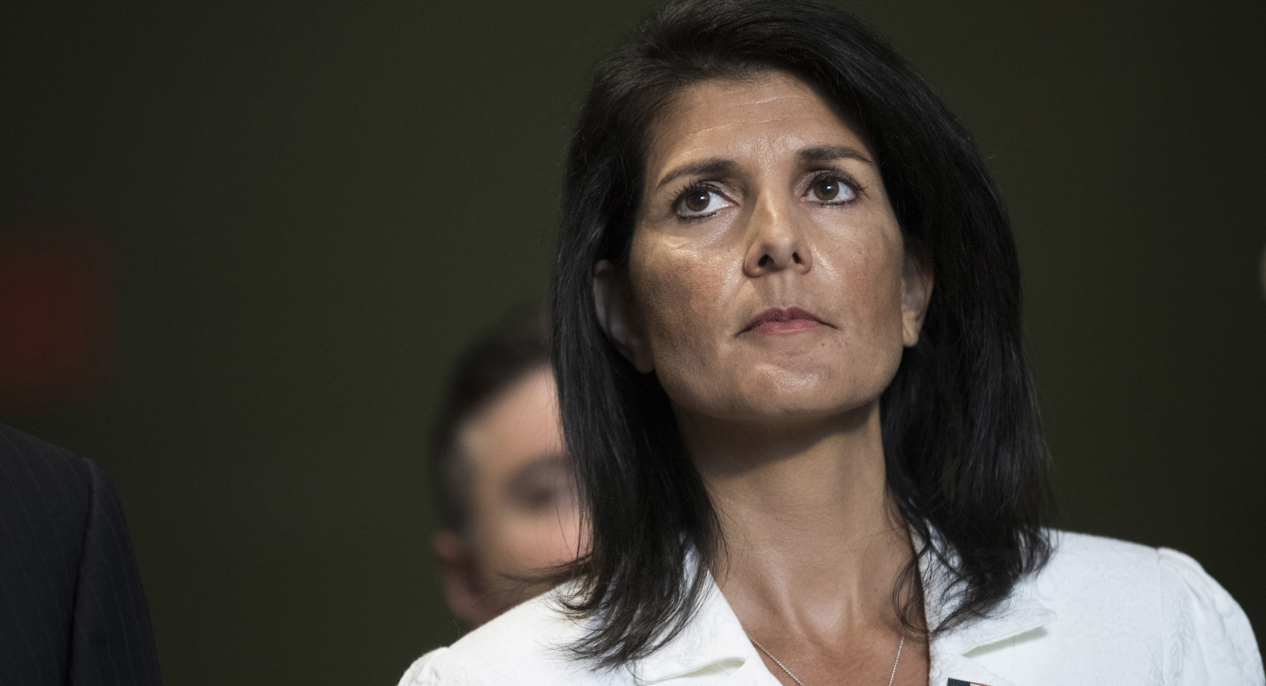 "US AMBASSADOR TO THE UN SAYS NORTH KOREA IS ""BEGGING FOR WAR"""