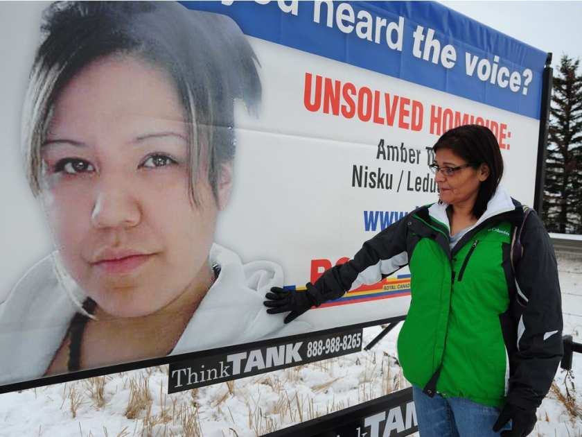 FAMILY OF WOMAN MURDERED IN 2010----TO RELEASE A REWARD FOR MORE INFORMATION IN THE CASE