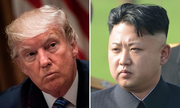 WAR OF WORDS CONTINUES BETWEEN TRUMP AND JONG UN