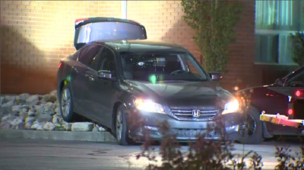 SUSPECTS ON THE MOVE--FOLLOWING CRIME SPREE IN EDMONTON AND SHERWOOD PARK--AND EAST