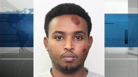 SUSPECT IN EDMONTON INCIDENTS APPEARS IN COURT