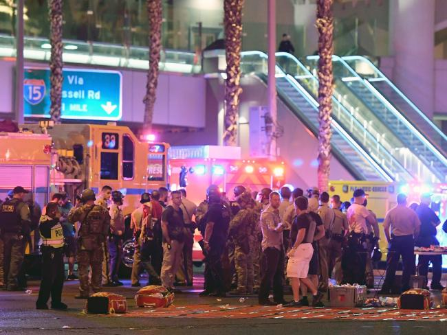 MORE THAN 50 DEAD FOLLOWING MASS SHOOTING AT COUNTRY MUSIC FESTIVAL IN LAS VEGAS