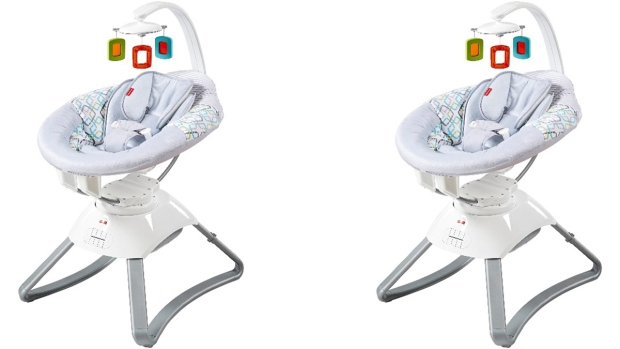 MOTORIZED BABY SEATS RECALLED DUE TO FIRE RISK