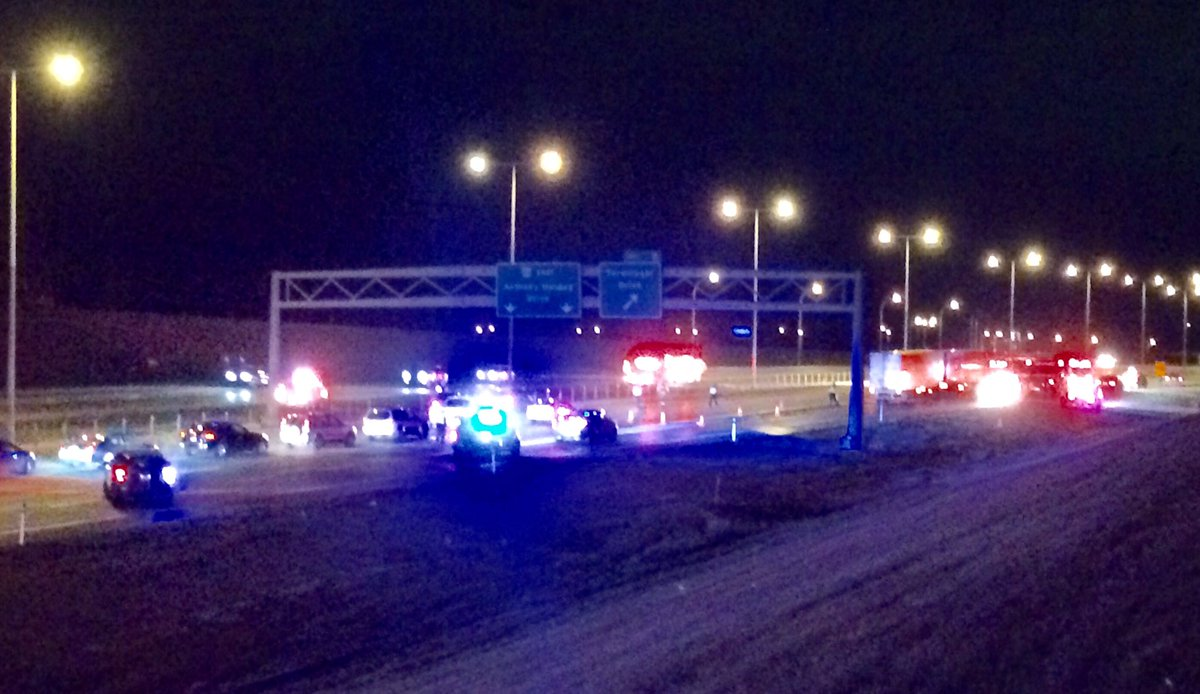 MAN CRITICAL FOLLOWING MOTORCYCLE CRASH ON THE HENDAY