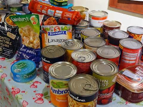 FORT MAC FOOD BANK SEEING A LOT MORE SENIORS THESE DAYS
