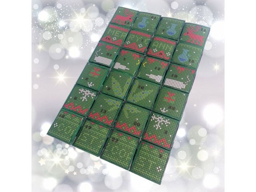BC COMPANY SELLING SPECIAL ADVENT CALENDAR