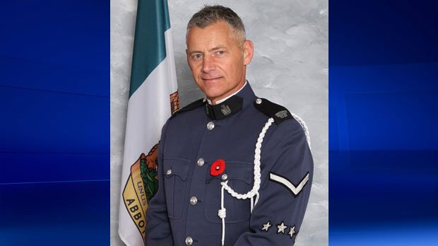 CONSTABLE JOHN DAVIDSON IS THE OFFICER KILLED IN THE LINE OF DUTY YESTERDAY