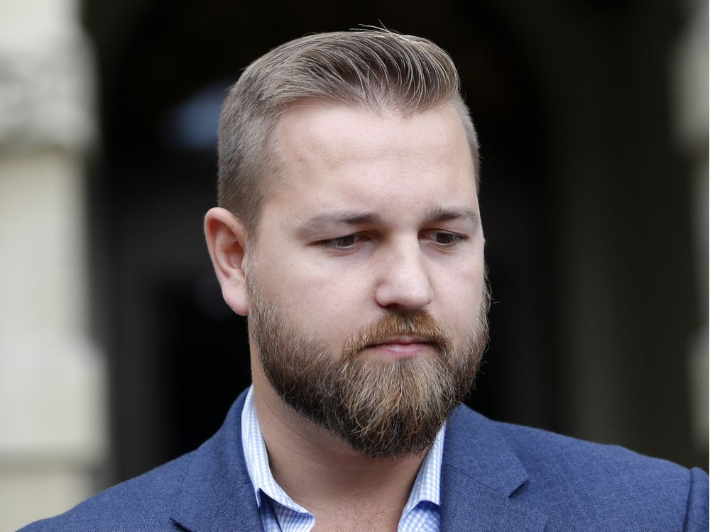 DEREK FILDEBRANDT IN TROUBLE AGAIN