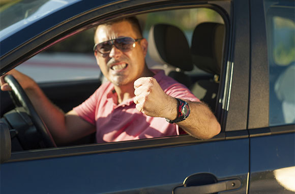 NEW STUDY SAYS ALBERTANS BELIEVE AGGRESSIVE DRIVING IS ON THE RISE