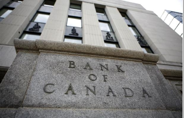 BANK OF CANADA KEY RATE IS UP