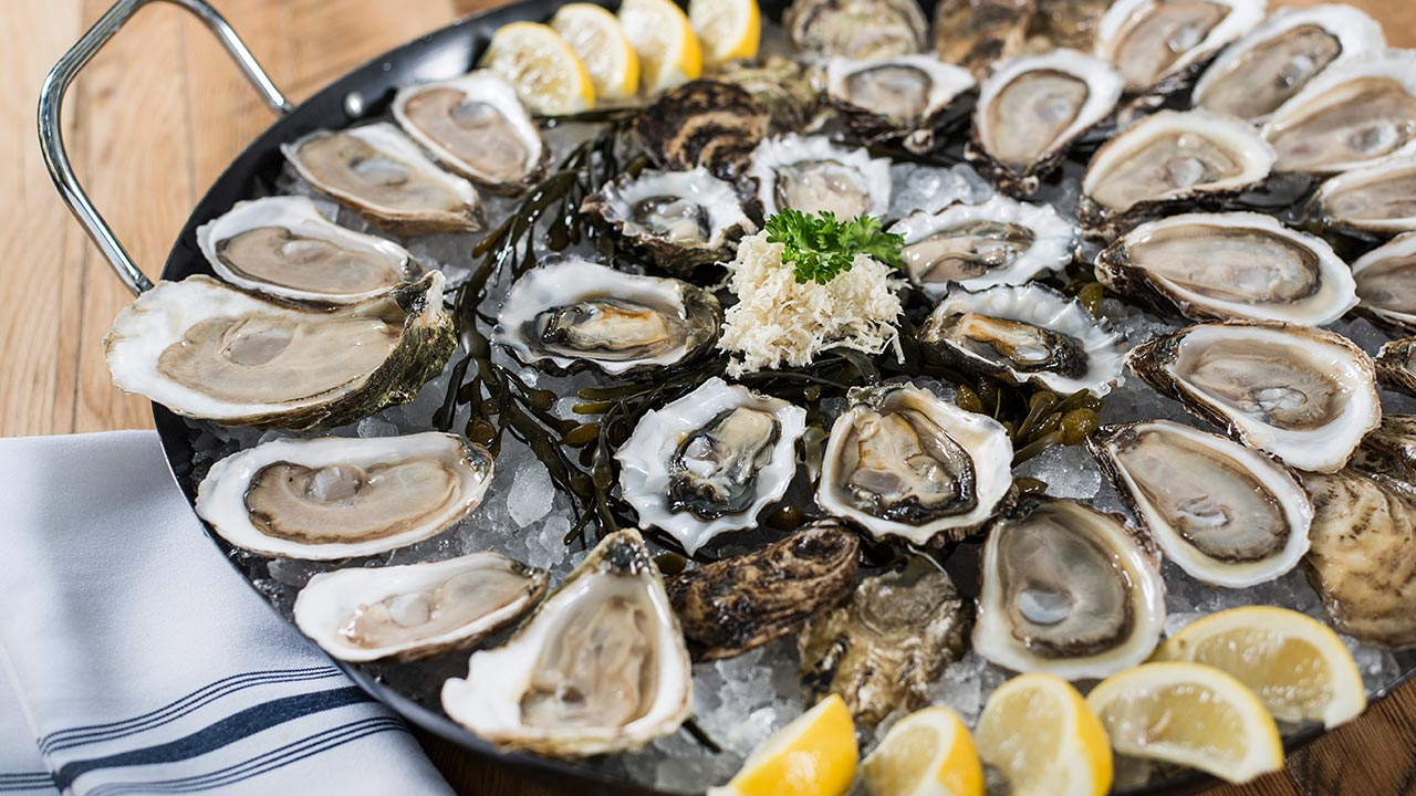 OYSTERS DEATH