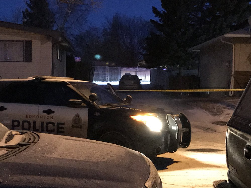 STABBING AND SHOOTING IN EDMONTON OVERNIGHT