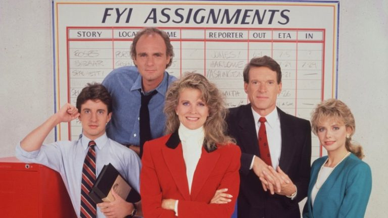MURPHY BROWN COMING BACK TO TV