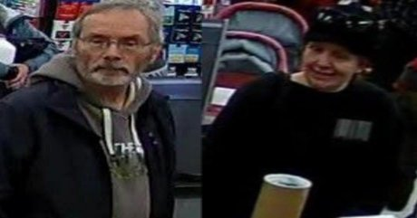 RCMP LOOKING FOR MAN AND WOMAN SUSPECTED OF SENDING OFFENSIVE MATERIAL TO RED DEER EVERY DECEMBER FOR THE PAST 3 YEARS