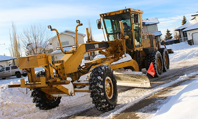 RESIDENTIAL SNOW REMOVAL IN SHERWOOD PARK STARTS NEXT WEEK