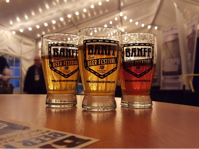FORGET THE BC WINE----CHUG AN ALBERTA CRAFT BEER INSTEAD