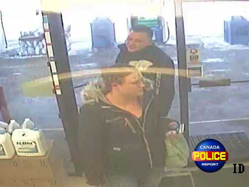 RCMP LOOKING FOR TWO PEOPLE FOLLOWING ATTEMPTED FRAUD