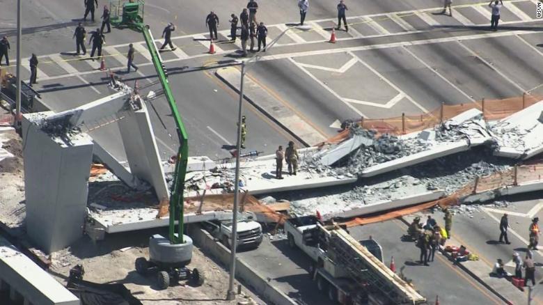 FLORIDA BRIDGE COLLAPSE