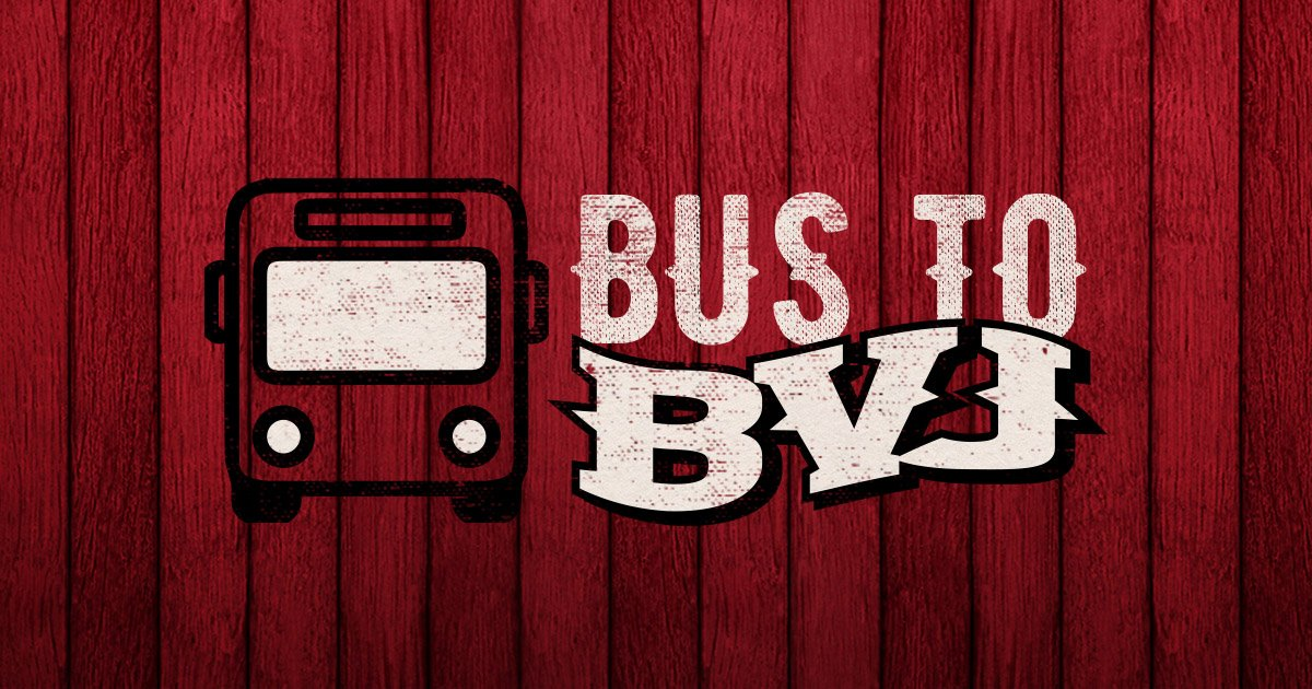 THERE'S NOW A SHUTTLE BUS AVAILABLE BETWEEN EDMONTON AND CAMROSE---FOR BVJ