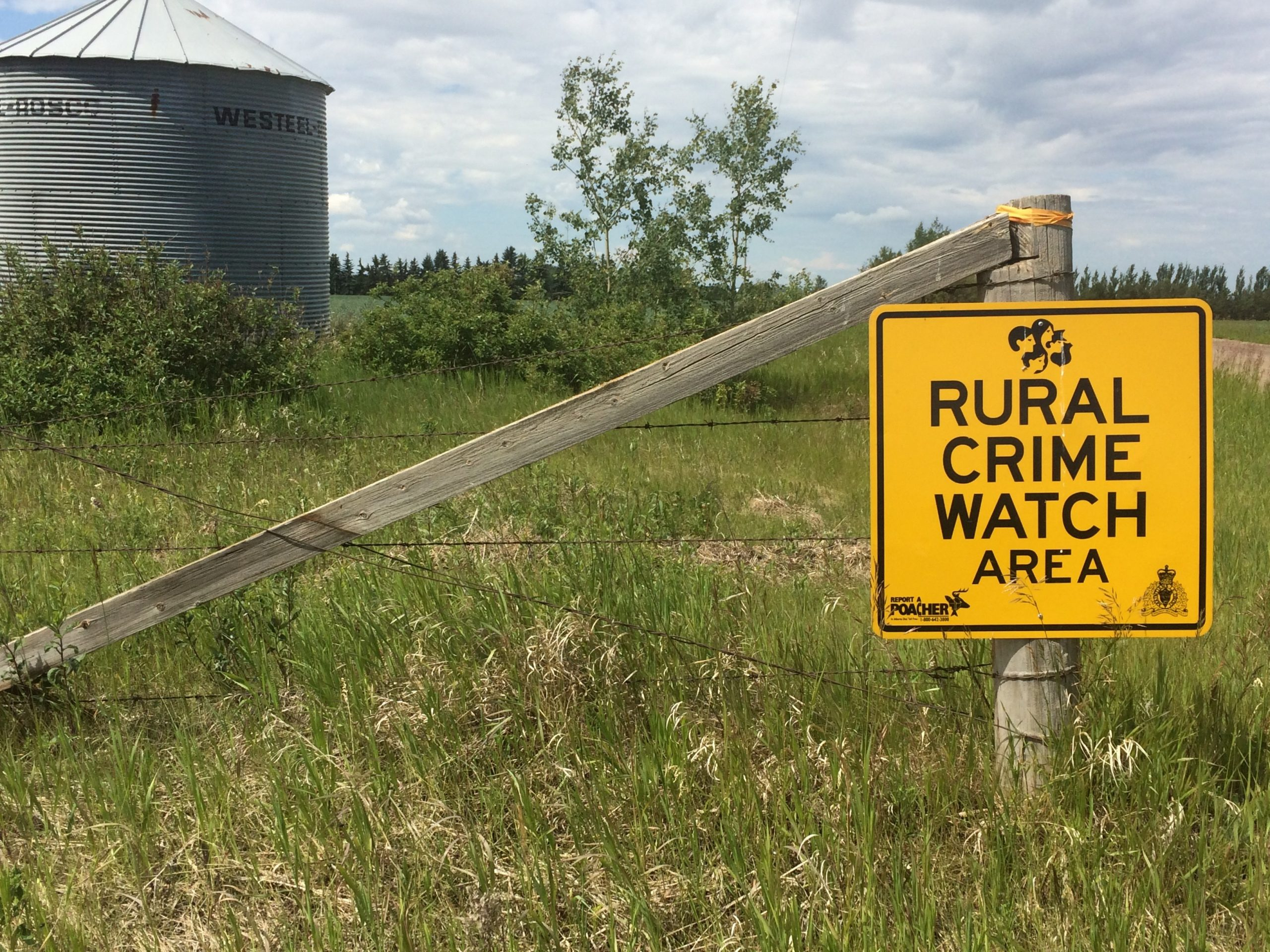 PROVINCE PLANNING AN ANNOUNCEMENT TODAY TO HELP BATTLE RURAL CRIME
