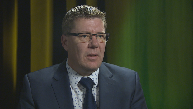 SASKATCHEWAN'S GOT ALBERTA'S BACK IN THE PIPELINE FIGHT WITH BC