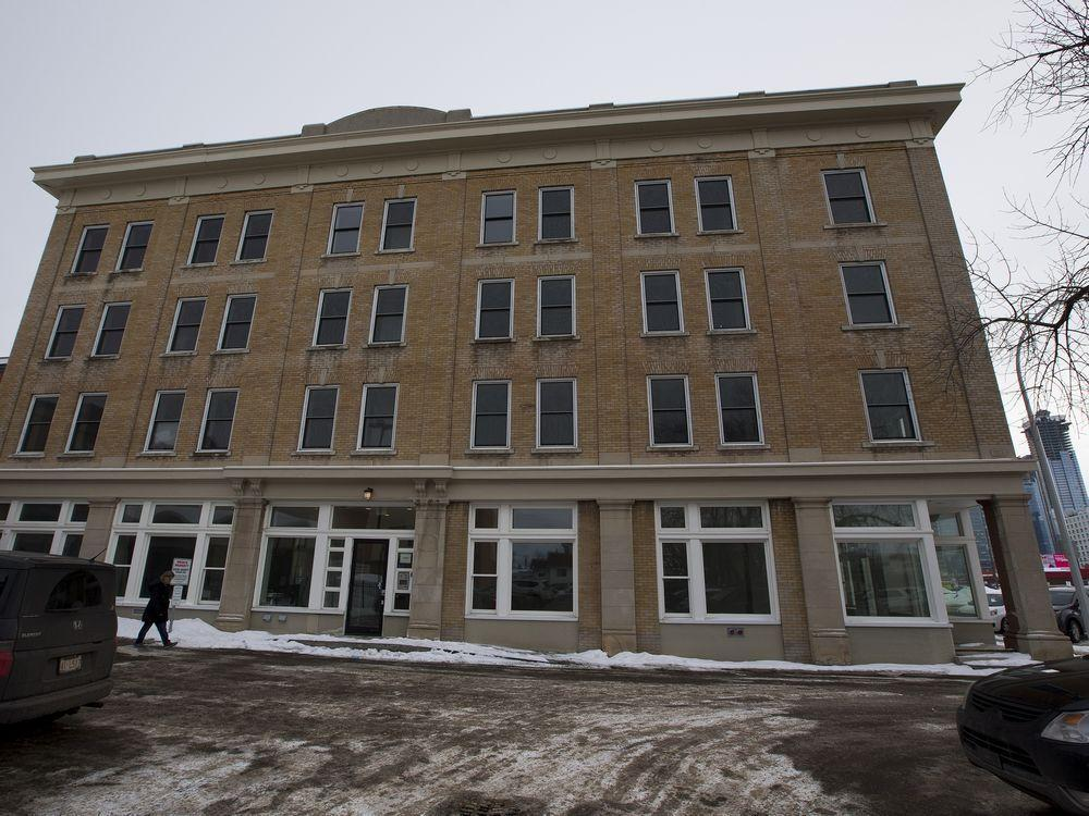 EDMONTON DEVELOPER DONATES ENTIRE BUILDING TO HELP HOMELESS PREGNANT WOMEN